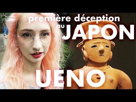 Visite d'Ueno : musée national, zoo et salon de thé