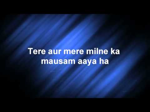 Mohabbat Barsa dena Lyrics by MI