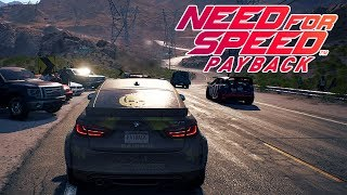 NEED FOR SPEED PAYBACK - Gameplay FR