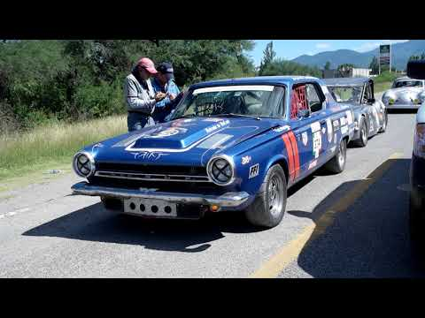 La Carrera Panamericana 2017 - 30.° Aniversario - Día 5