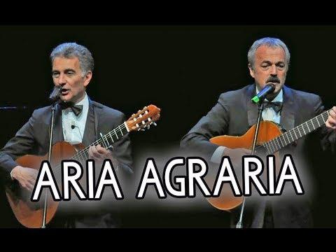 Les Luthiers · Aria Agraria