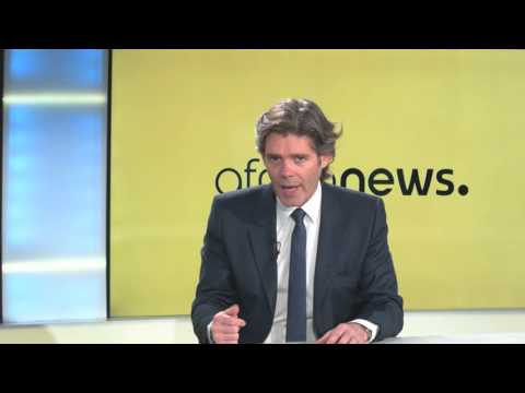 Africanews TV Launch: Press conference with Michael Peters