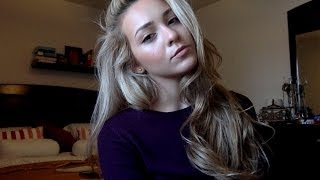 Hair Care Video! || Maintaining Long Blonde Hair ||
