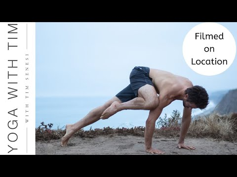 Morning Yoga Workout Flow -Total Body Yoga | Yoga With Tim