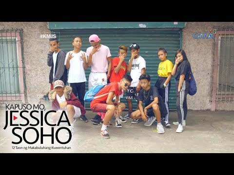 Kapuso Mo, Jessica Soho: Ang bagong grupo ng mga kabataan-- Hypebeast?