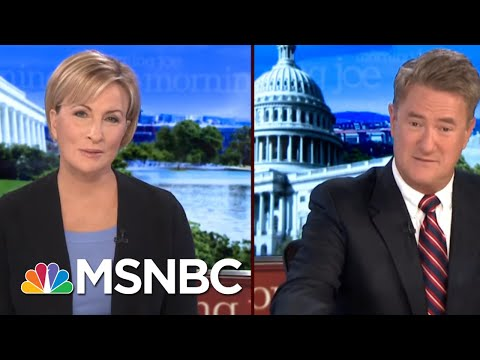 Joe: This Is Basic Science, This Is Basic Medicine | Morning Joe | MSNBC