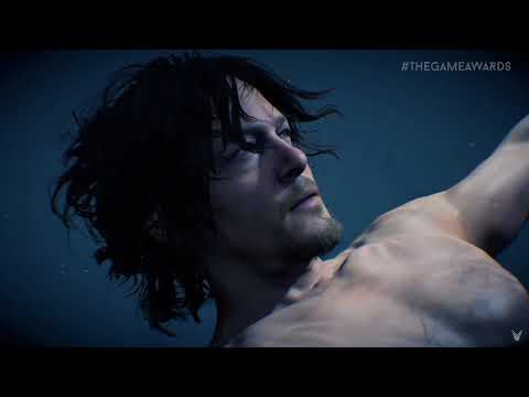 Death Stranding  The Game Awards 2017