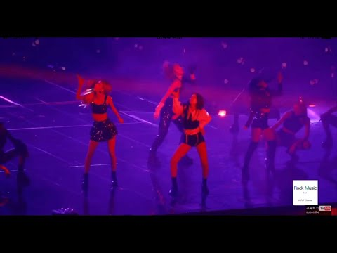 Jennie (Blackpink) Amazing Stage Presence And Professionalism In Seoul 2018