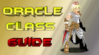 Oracle Class Guide, Enchnats HOW TO GET And Use =AQW=