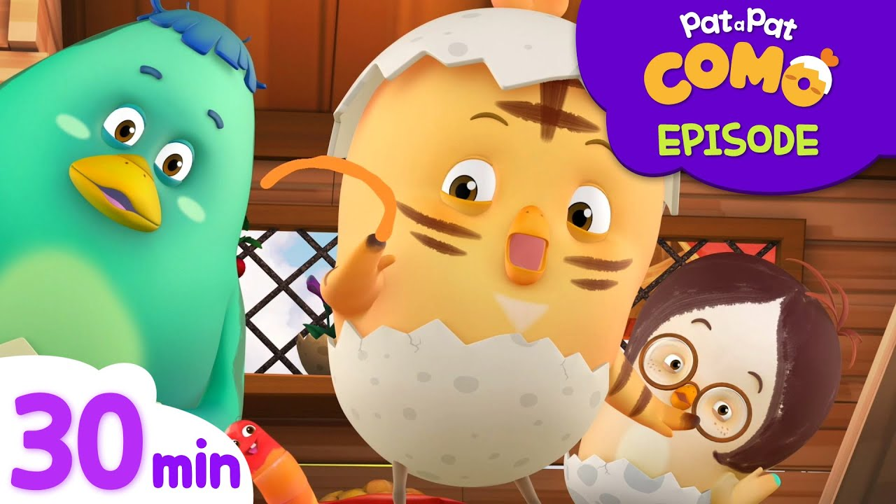 Download Como Kids TV | The Tale of the Magic Feathers + More Episodes 30min | Cartoon video for kids
