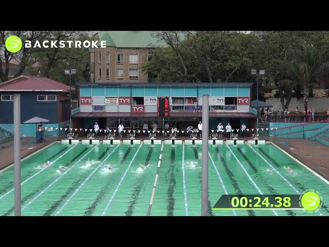 #203 Mixed 50 LC Meter Backstroke Heat 5 of 6 Finals