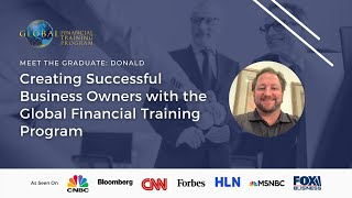 Global Financial Training Program Interview Donald