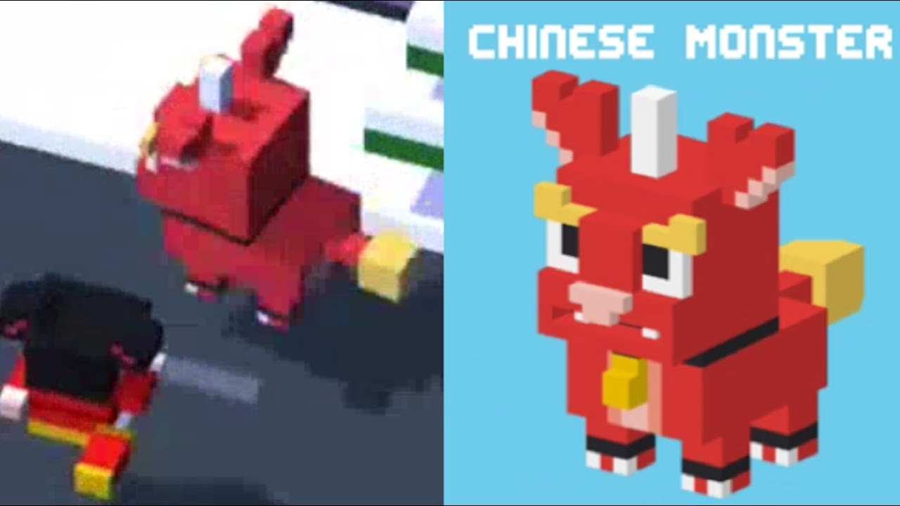 Crossy Road: How to Get All Hidden Characters - twinfinite.net