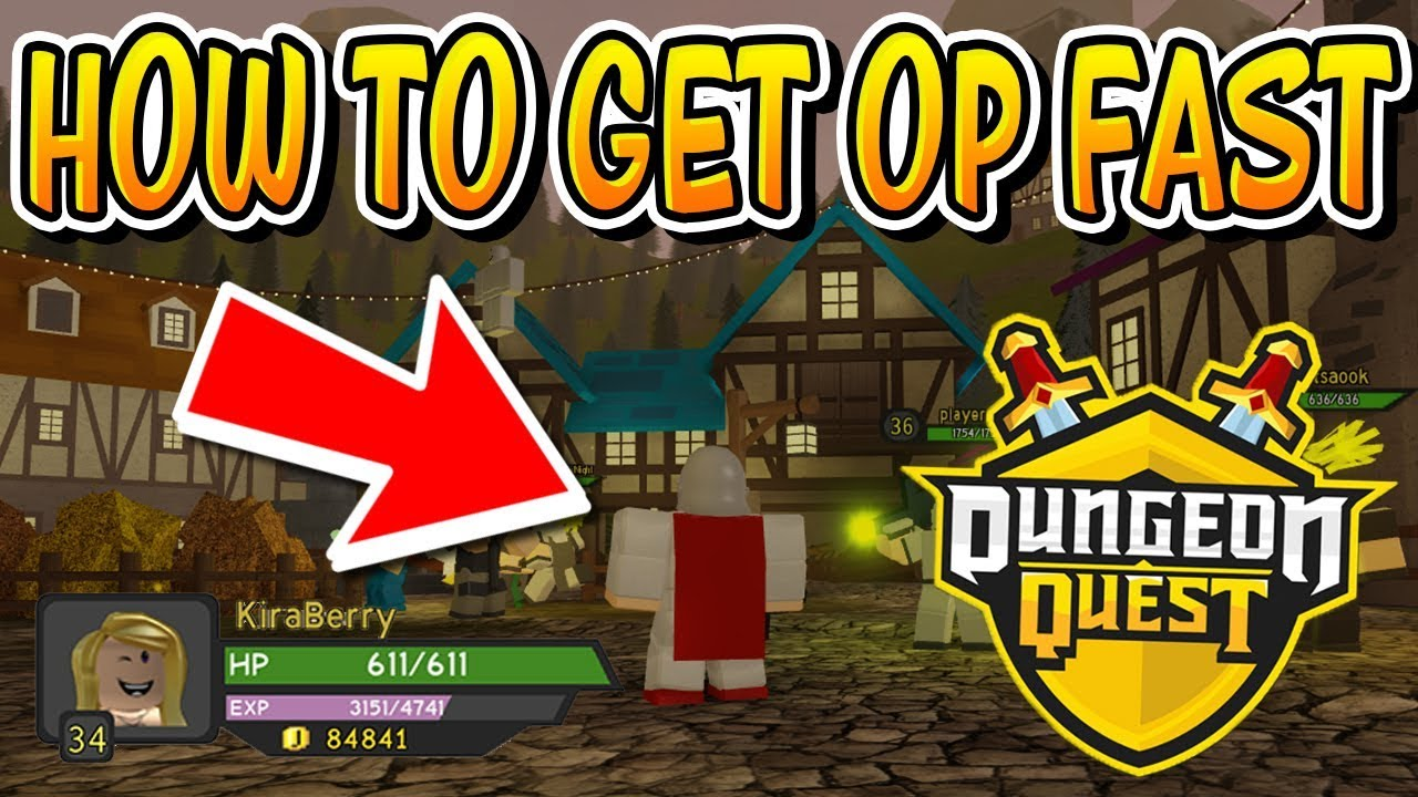 New Op Dungeons And Items In Roblox Dungeon Quest Youtube