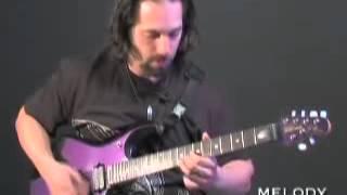 John Peter Petrucci Школа игры на гитаре.