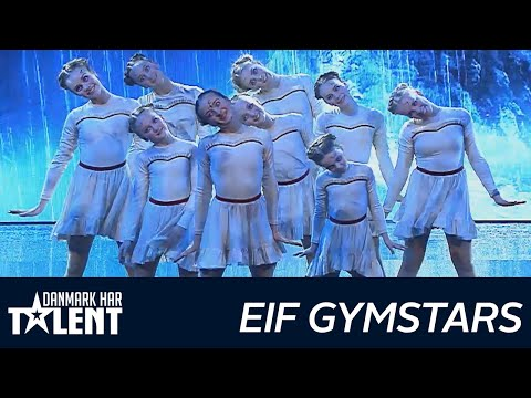 EIF Gymstars - Danmark har talent - Live 4