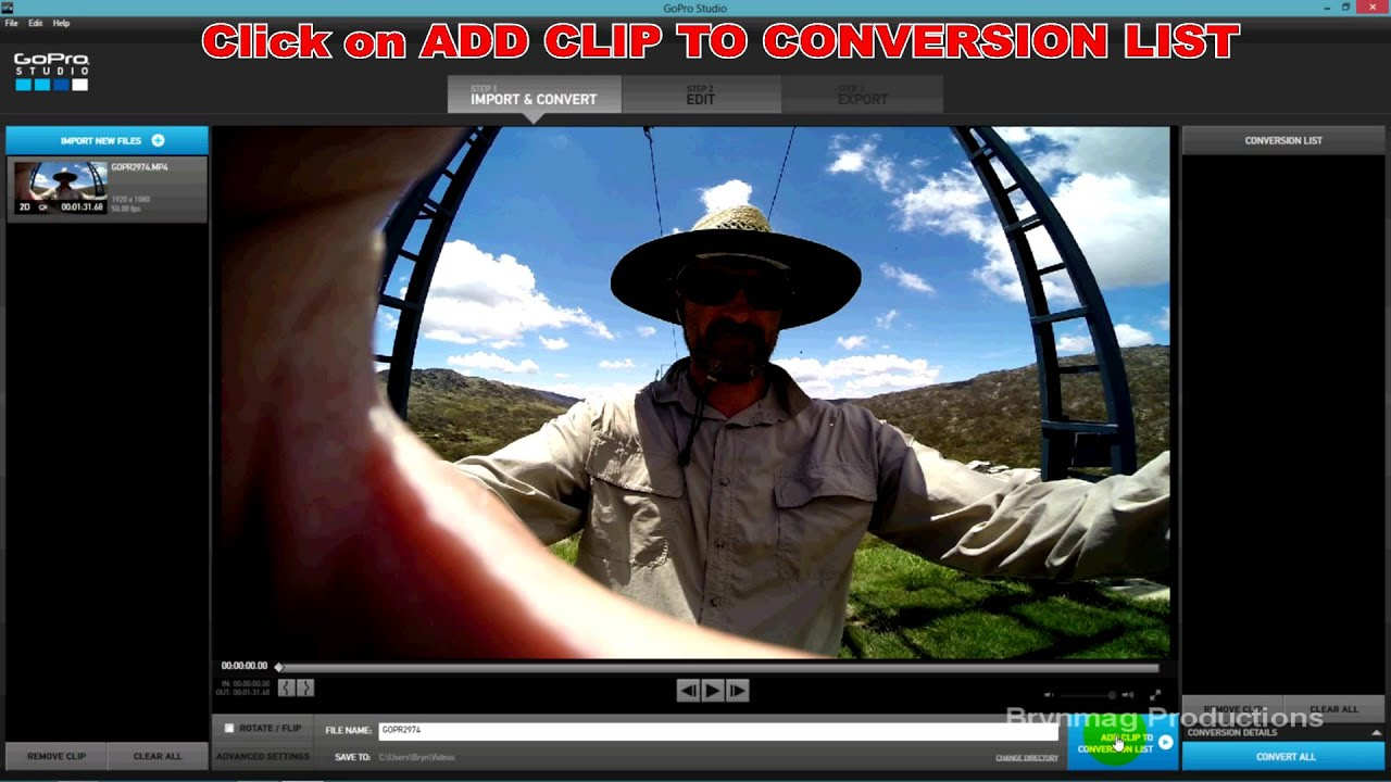 Fix Video Fisheye Effect (Wide Angle Lens Correction) +