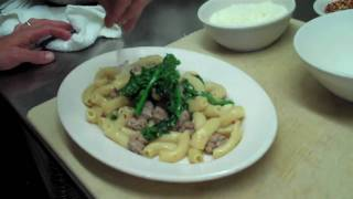 Undici Video Recipe - How To Make Broccoli Rabe With Sausage And Rigatoni