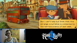 Professor Layton and The Unwound Future #1