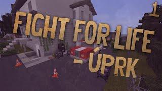 Fight for Life - Díl 1. - Úprk (CZ Minecraft seriál)