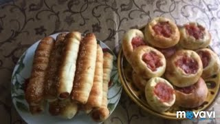 Сладкие булочки на дрожжевом тесте в хлебопечке