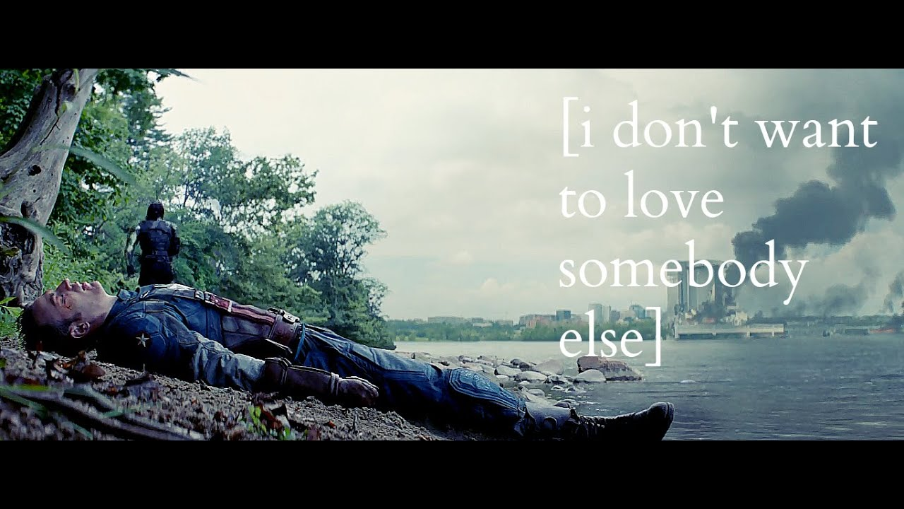 steve rogers + bucky barnes - i don't wanna love somebody else
