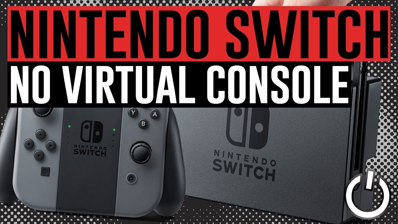 Nintendo Cannot Delay The Release Of Its Virtual Console Service On The Switch Any Longer