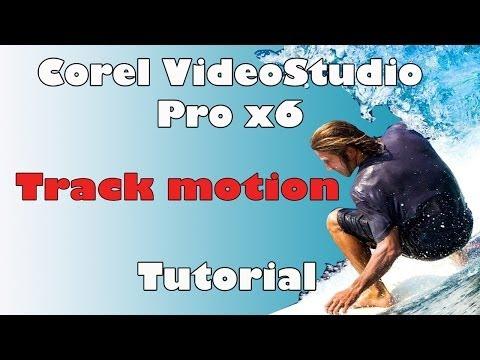 corel video studio x6 motion tracking tutorial doovi. Black Bedroom Furniture Sets. Home Design Ideas