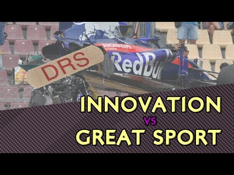 How does F1 let innovation thrive without stifling the rest of the sport?