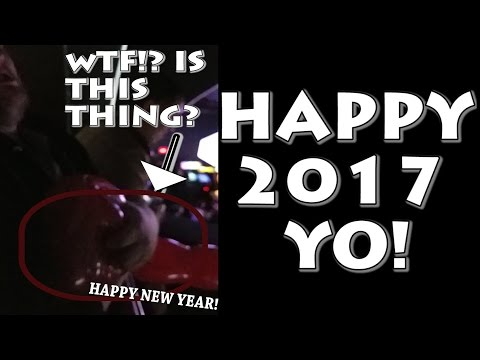 New Years Eve Party 2016 | Ground Kontrol Portland, Oregon