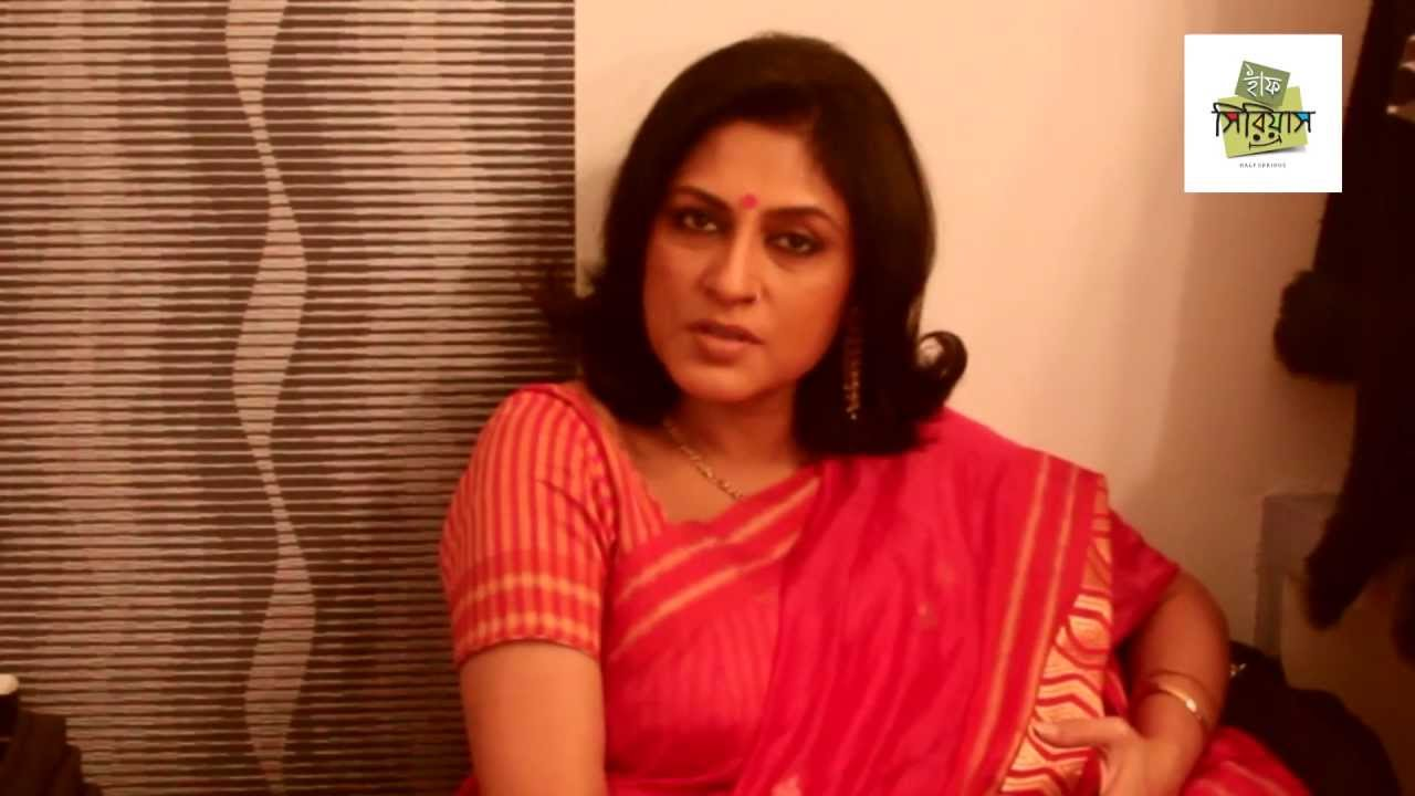 Watch Roopa Ganguly video