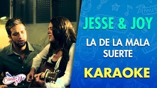 Jesse & Joy - La De La Mala Suerte (Official CantoYo Video)