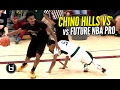 Chino Hills vs Future NBA Pro = Ankles Broken & Players Dunked On!! Full Highlights!