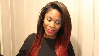 Red on Red!! Hair and Lippies :) RPG show Thumbnail