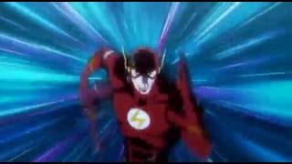 vuclip Justice League The Flashpoint Paradox : Barry Allen Stops the Flashout Paradox By Travelling Back
