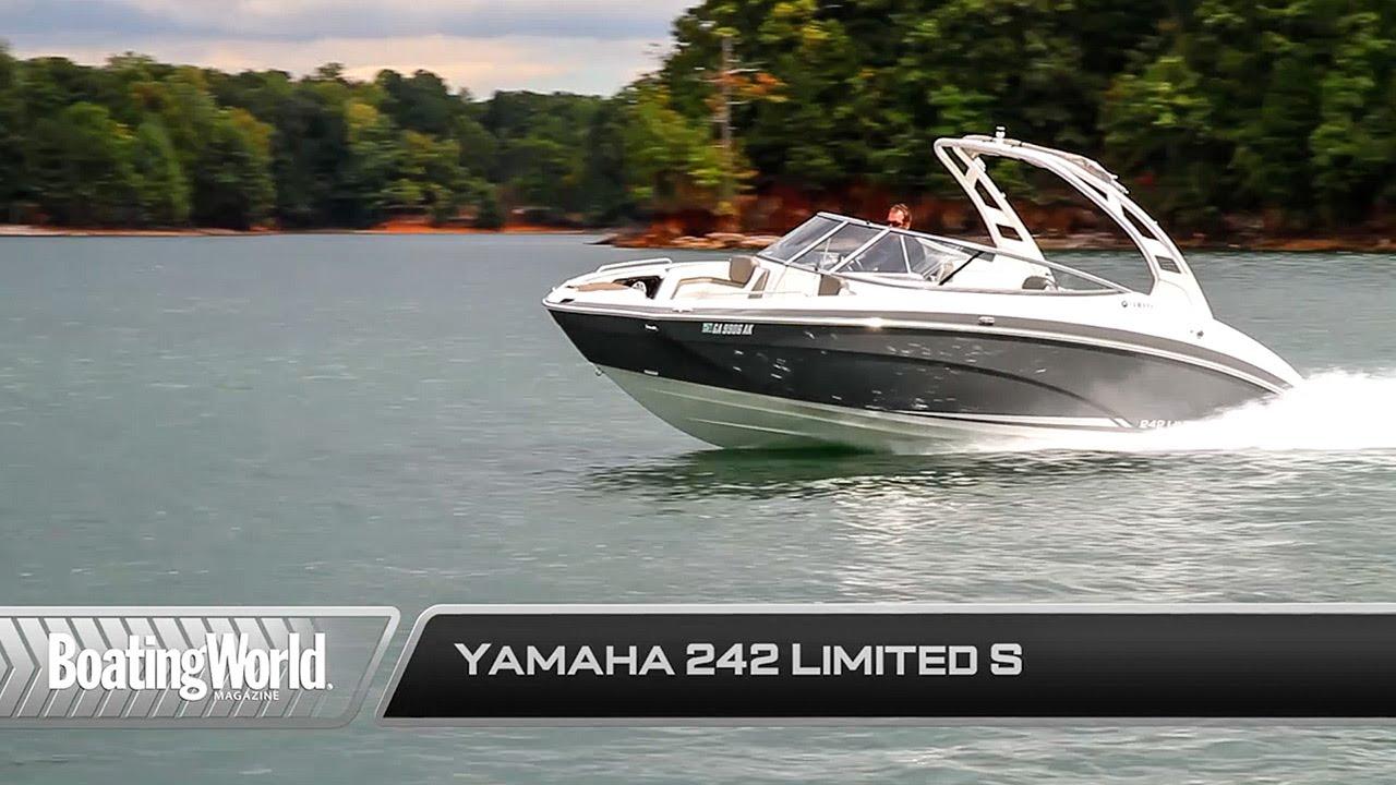 Yamaha  Limited S Review Boatingworld