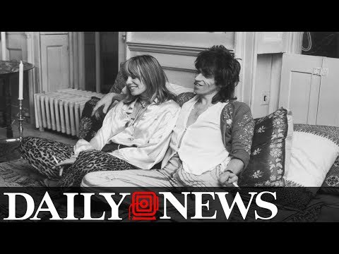 Keith Richards' Longtime Girlfriend Dead At 73