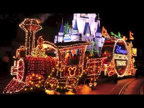 Main Street Electrical Parade Soundtrack With Rare Dumbo Unit