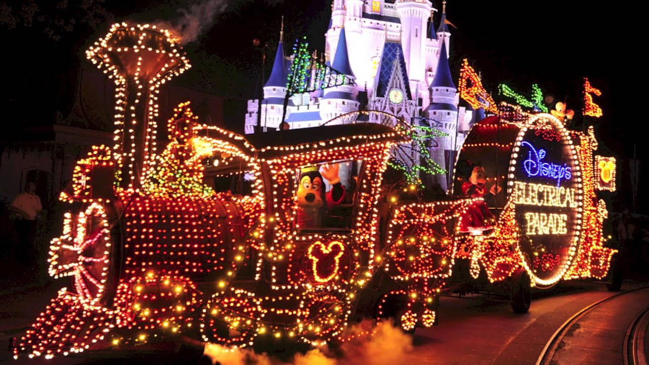 Main Street Electrical Parade Soundtrack With Rare Dumbo