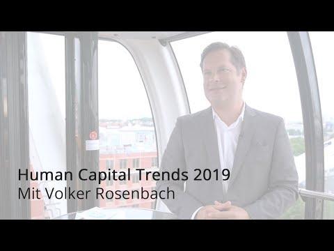 HR Cloud: Human Capital Trends 2019 mit Volker Rosenbach | Deloitte Deutschland