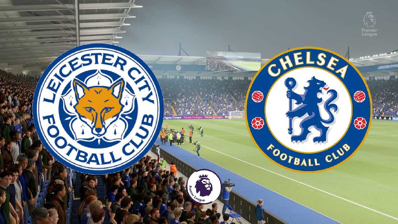 Premier League 2020/21 - Leicester City Vs Chelsea - 19th ...