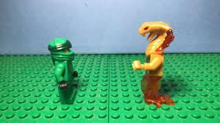 LEGO Ninjago Season 11 Lloyd VS Aspheera (Stop Motion Fan Film)