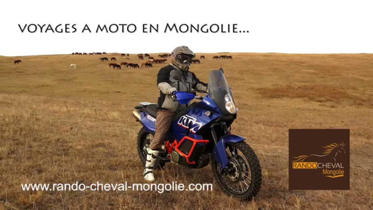 voyage moto en mongolie aventure enduro offroad youtube. Black Bedroom Furniture Sets. Home Design Ideas