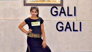 KGF : Gali Gali Song | Dance Video | Neha Kakkar | Mouni Roy | Dance Choreography | Harshikha
