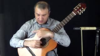 Техника гитариста. Апояндо + тирандо