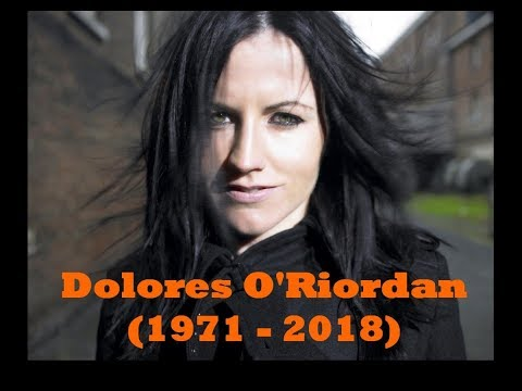Mort de la chanteuse des Cranberries – Hommage en Photos