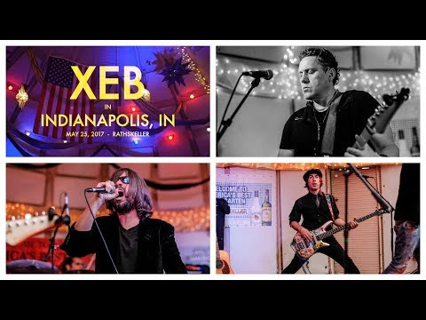 "XEB performs entire ""Third Eye Blind"" album in Indianapolis - May 25, 2017"