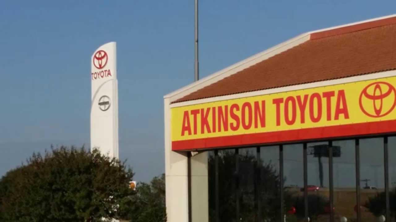 Atkinson Toyota Dallas Tx 75237 Scion 972 780 1166