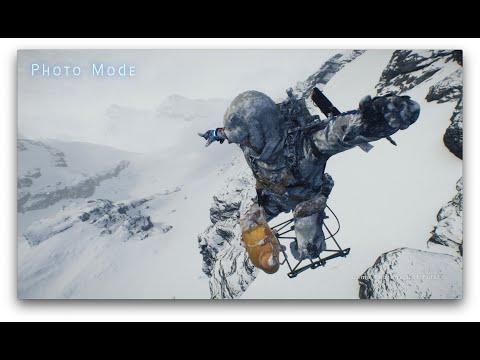 DEATH STRANDING - PC Photo Mode Showcase 1 - ESRB