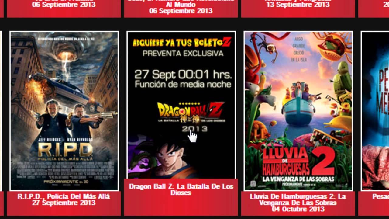 Dragon ball z la batalla de los dioses en cartelera de - Cartelera de cine artesiete las terrazas ...